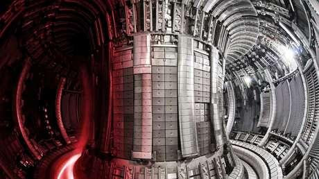 Obtienen la primera muestra de un tipo de energía revolucionario en un reactor de fusión nuclear en Reino Unido