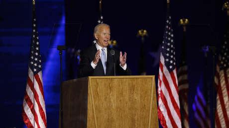 Biden planearía revocar la salida de EE.UU. del Acuerdo de París y la OMS, así como otras decisiones de Trump, tras su toma de posesión