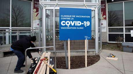Canadá detecta los primeros infectados con la nueva cepa del coronavirus identificada en Reino Unido