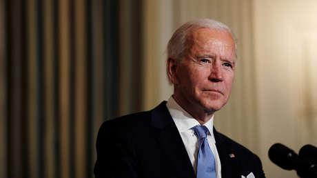 """""""No estoy bromeando"""": Biden advierte que el personal de la Casa Blanca que rompa las reglas de convivencia será despedido """"en el acto"""""""