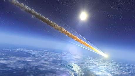 Encuentran en la Antártida huellas de la explosión de un peligroso meteorito hace 430.000 años