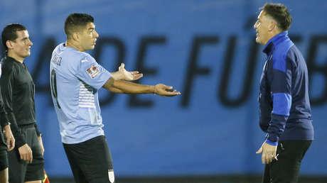 VIDEO: El polémico gol anulado por el VAR a Uruguay en el partido contra Paraguay por las eliminatorias mundialistas