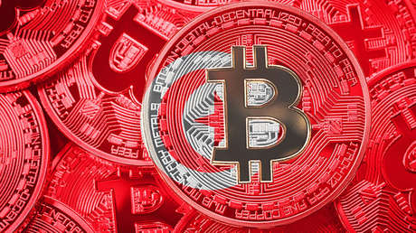 """Bitcóin cae por debajo de 36,000 dólares en medio de preocupaciones sobre la """"cruz de la muerte"""""""