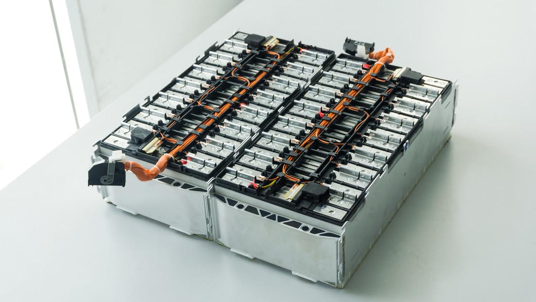 Crean en China un nuevo material muy barato para la producción de baterías de estado sólido