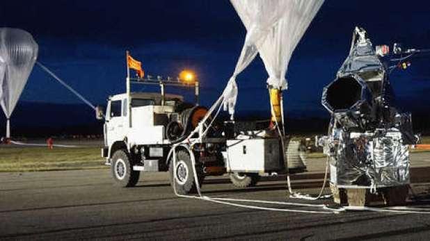 Científicos lanzarán un telescopio económico colgado de un globo gigante que podrá competir con el Hubble