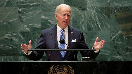 """Biden dice ante la ONU que el poder militar de EE.UU. """"debe ser la última herramienta, no la primera"""" y que su país """"no busca una nueva Guerra Fría"""""""