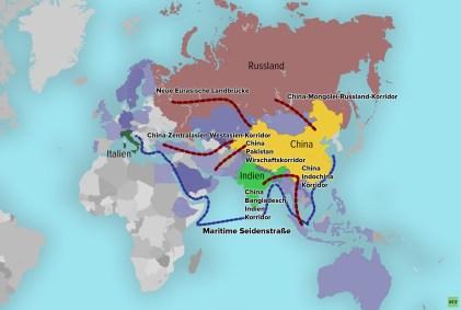 Interview: USA verfolgen Einkreisungspolitik gegen Chinas neue Seemacht