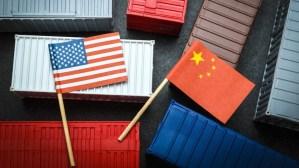 """China ruft Indien zur Zusammenarbeit gegen """"tyrannische"""" US-Handelspraktiken auf"""