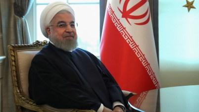 """Iranischer Präsident beschuldigt USA: """"Wo immer sie sind, breitet sich der Terrorismus aus"""""""