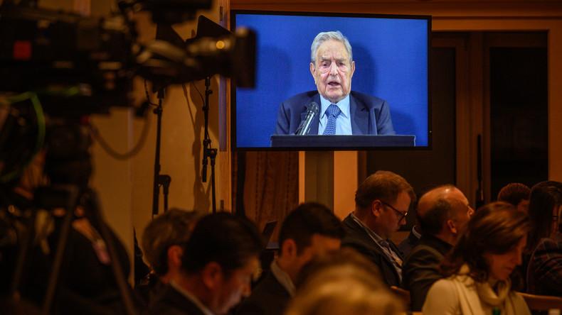 """Gegen Klimawandel und Diktatoren: Soros pumpt eine Milliarde Dollar in """"globales Bildungsnetzwerk"""""""