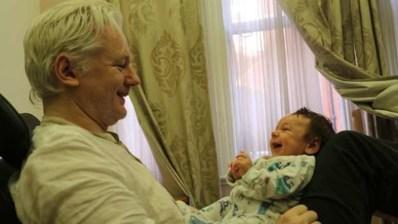 DNA-Tests an Babyfäkalien: Wie die Sicherheitsfirma UC Global auch Assanges Sohn ins Visier nahm
