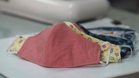 Sogenannte Alltagsmasken zum Tragen während der Corona-Krise. Laut Bundesamt für Arzneimittel und Medizinprodukte dürfen Angaben der Hersteller solcher Masken nicht auf eine Schutzfunktion gegen SARS-CoV-2 hindeuten,