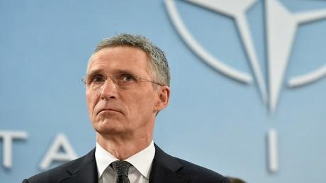 """NATO-Generalsekretär Stoltenberg: """"China und Russland umzingeln zerstrittene westliche Allianz"""""""