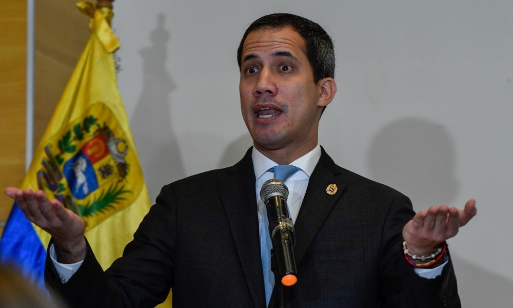 Medienberichte: Guaidó versuchte, dem venezolanischen Staat Milliarden zu stehlen