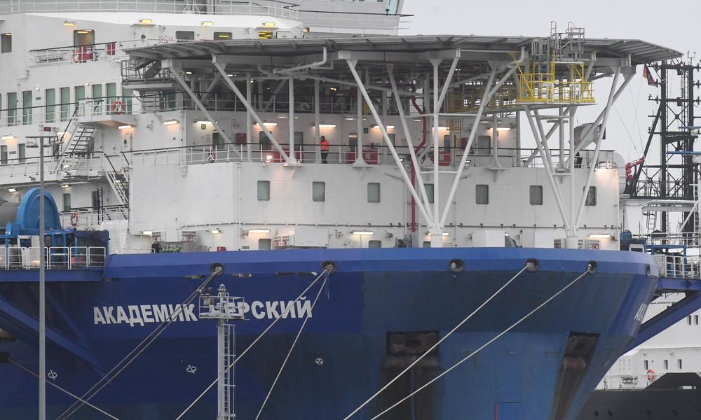 Dänische Behörde bestätigt: Bau von Nord Stream 2 geht am 15. Januar weiter