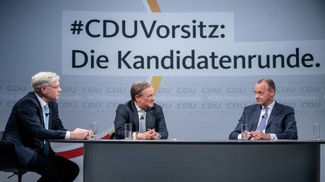 CDU-Vorsitz: 1.001 Stimmen entscheiden ab Samstag parteiintern für wichtigen Posten