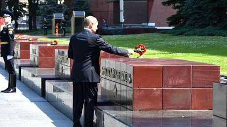 """""""Nur gemeinsam sind wir sicher"""" – Beitrag des russischen Präsidenten Putin in der Zeit"""