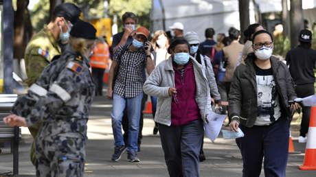 Greater Sydney przedłuża blokadę do końca września