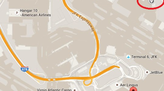 HD Decor Images » New York Airport Google Maps   Best Airport 2017 Usa Airport Map  Accessibility At Penn State Maps