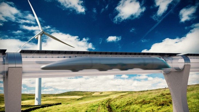 Hyperloop sci-fi dream will cost Russian investors $1.5bn