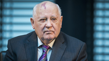 Former President of the Soviet Union Mikhail Gorbachev © Odd Andersen
