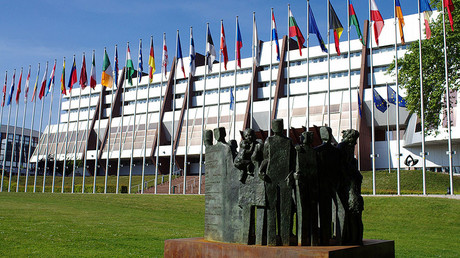 The Palace of Europe, seat of the Council of Europe in Strasbourg. © Andia/ UIG / Getty Images