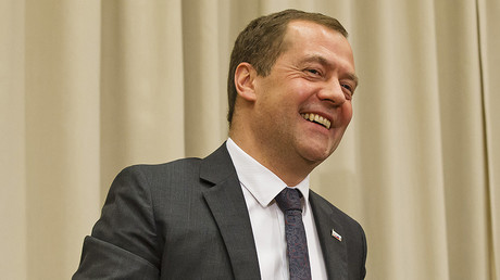 Russian Prime Minister Dmitry Medvedev © Timo Heikkala / Global Look Press