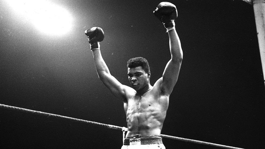 'The Greatest': Muhammad Ali Remembered On Anniversary Of