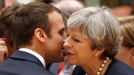 Emmanuel Macron will demand Britain pay more for border - reports © Reuters/ Francois Lenoir