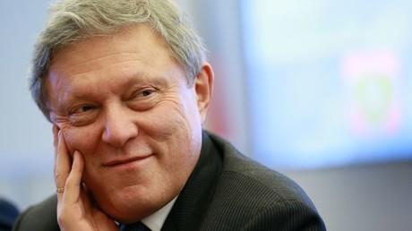 Yabloko Party founder, Grigory Yavlinsky. © Anton Denisov