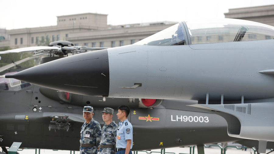 China's military modernization challenges US air power - report