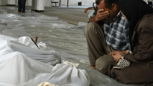 US training Syria militants for false flag chemical attack as basis for airstrikes – Russian MoD