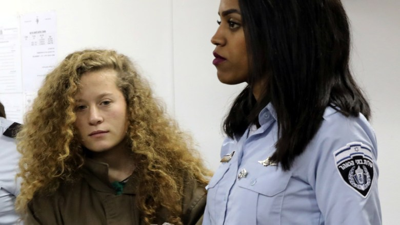 'No fair trial': Teen Palestinian activist Ahed Tamimi denied public hearing in Israel