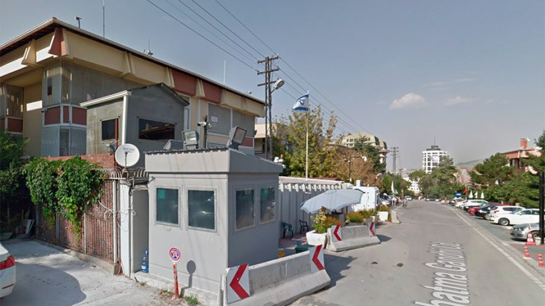 Israel tells Turkish consul to leave country in tit-for-tat move