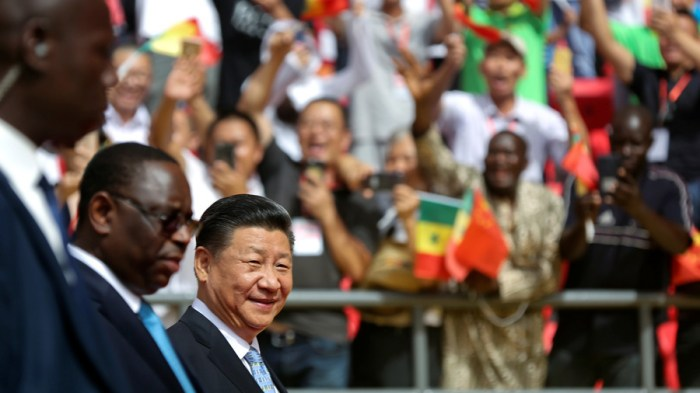 'West wants only quick buck from Africa, while China invests for win-win cooperation'