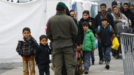 'Jesus said give to men in need': Refugee wants Austrians to share money & homes with migrants