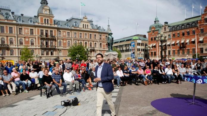 Will Sweden Democrats demolish Europe's model 'humanitarian superpower' tonight?
