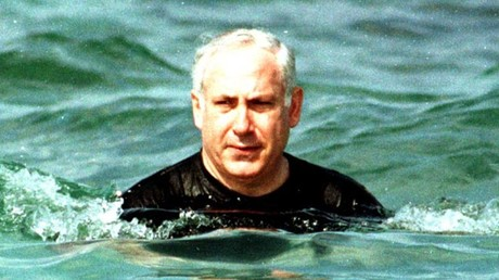 5bb9218ffc7e93d40a8b45cd 'Practice swimming': Iranian official warns Netanyahu will be forced to flee across the sea