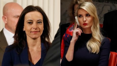 5bbd0f23dda4c8392b8b45dd Ivanka out, Dina 'maybe': Trump undecided on Haley replacement as speculation runs wild