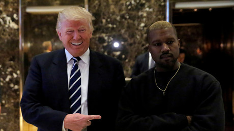 5bd8f866dda4c81e3e8b45ae 'I've been used!' Kanye West quits politics, CNN goes into withdrawal