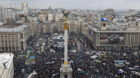 5bf54b2ffc7e93bb178b4635 Five years on from Euromaidan: Did ordinary Ukrainians benefit from the Western-backed 'revolution'?