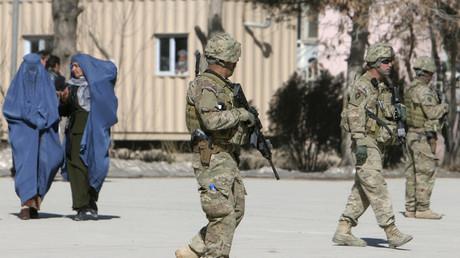3 US troops killed in Afghanistan blast