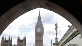 London, UK (file photo)