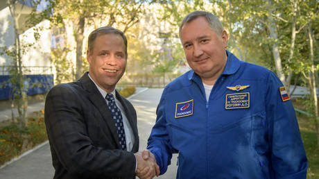 5c30238bdda4c819578b463a NASA rescinds invitation to Russian space chief amid pressure from US lawmakers