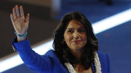 5c3928cadda4c80f378b45e6 Tulsi 2020: Hawaii congresswoman says she's running for president