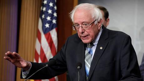 5c6beb72fc7e9315058b457b Bernie Sanders announces 2020 presidential bid