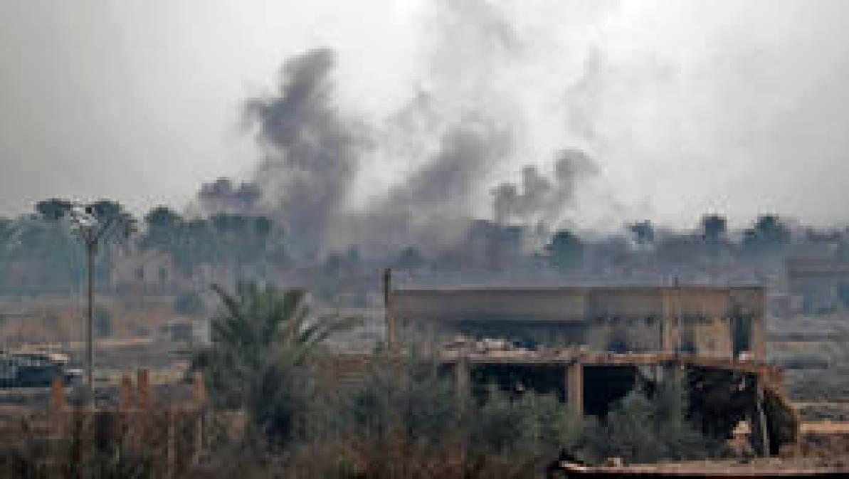 16 civilians, including 7 children, killed in US-led coalition air raid in Syria – SANA
