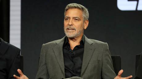 5c9e2675dda4c801788b4571 George Clooney calls for hotel boycott over Brunei LGBT death penalty