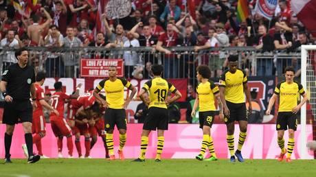 5ca8f69ddda4c86a488b4590 'Like something from Sunday League': Bayern bulldoze Dortmund to make statement in German title race