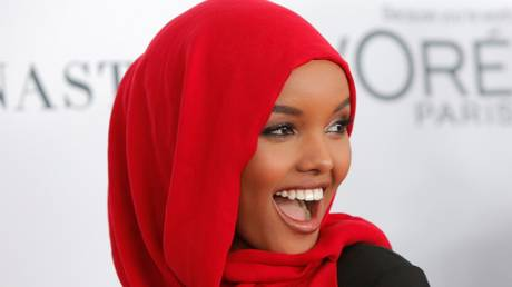 5cc7419ddda4c883428b4644 'Historic' Sports Illustrated swimsuit edition features first burkini model, meets mixed reaction